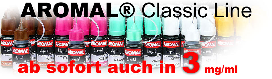 AROMAL 3 mg Liquid
